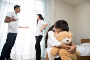 Divorce & Custody in Maryland When Spouses Live Together