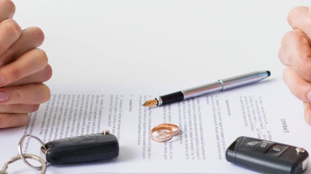 Separation and Property Settlement Agreement